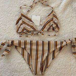 NWT Gillia Bikini Set